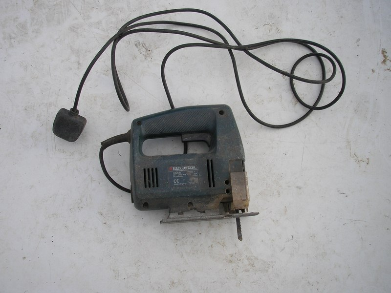 typical electric Jigsaw