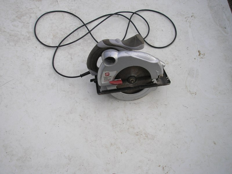 typical electric Skill Saw